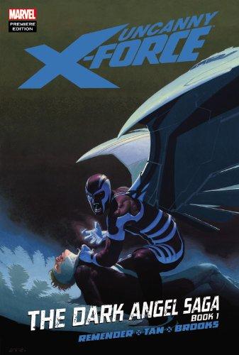 9780785146605: UNCANNY X-FORCE DARK ANGEL SAGA PREM HC BOOK 01 HC