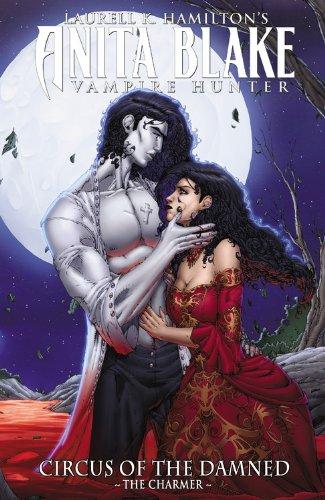 9780785146896: Anita Blake, Vampire Hunter: Circus of the Damned Book 1: The Charmer
