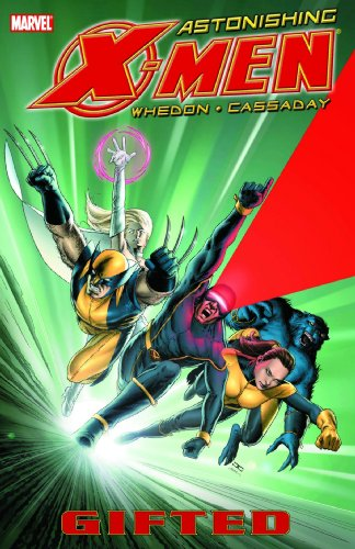 9780785146957: Astonishing X-Men: Gifted GN-HC With Motion Comic DVD