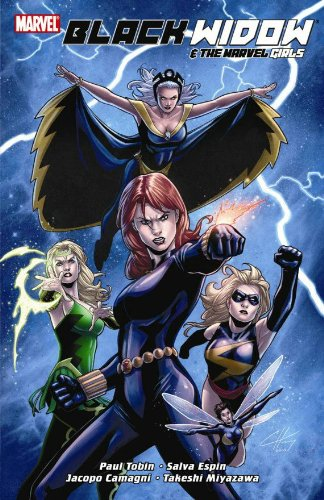 9780785146995: Black Widow and the Marvel Girls