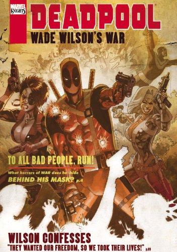 Deadpool: Wade Wilson's War: Swierczynski, Duane
