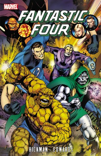 9780785147183: Fantastic Four By Jonathan Hickman - Volume 3
