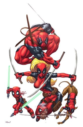 9780785147527: Deadpool Corps Prelude (Marvel Premiere Editions)