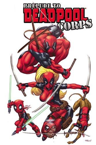 Deadpool Corps Prelude: Victor Gischler