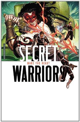 9780785147589: Secret Warriors 3: Wake the Beast