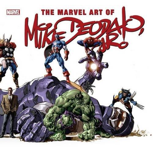 9780785147695: The Marvel Art of Mike Deodato Jr.