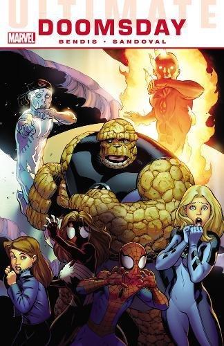 9780785147770: Ultimate Doomsday (Marvel Us)