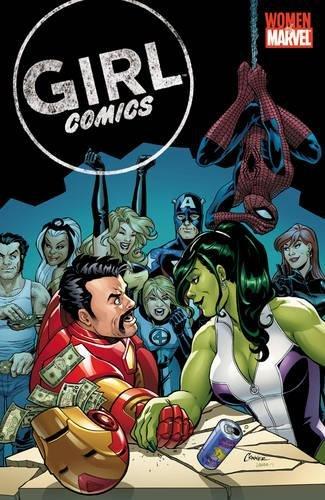 9780785147930: Girl Comics: The Women of Marvel