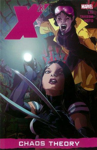X-23, Vol. 2: Chaos Theory: Liu, Marjorie