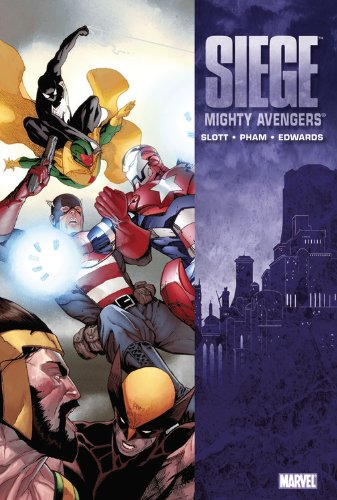 Mighty Avengers: Siege