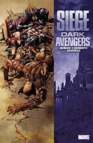 9780785148128: Dark Avengers: Siege