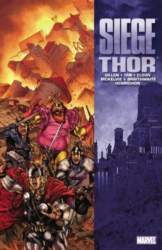 9780785148142: Siege: Thor
