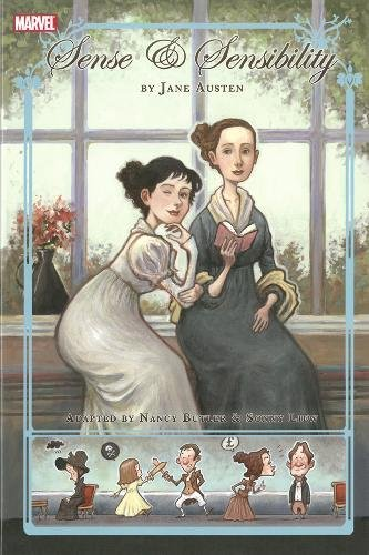 9780785148197: Sense & Sensibility (Marvel Illustrated)