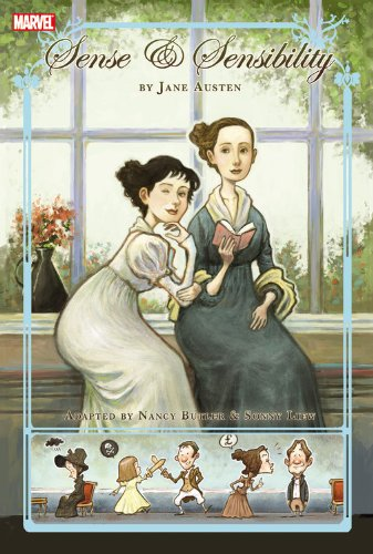 9780785148203: SENSE AND SENSIBILITY (Marvel Illustrated)