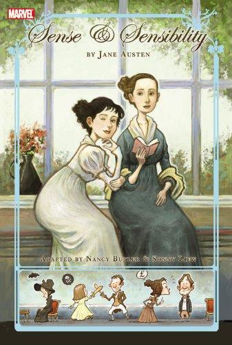 Sense & Sensibility (Marvel Illustrated): Butler, Nancy; Austen,