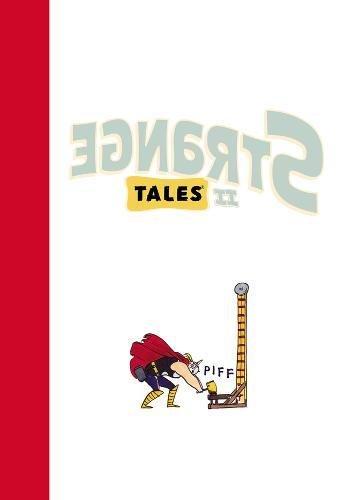 Strange Tales II (078514823X) by Harvey Pekar; Jhonen Vasquez; Rafael Grampa; Jamie & Gilbert Hernandez; Kate Beaton; Jeff Lemire; James Stokoe