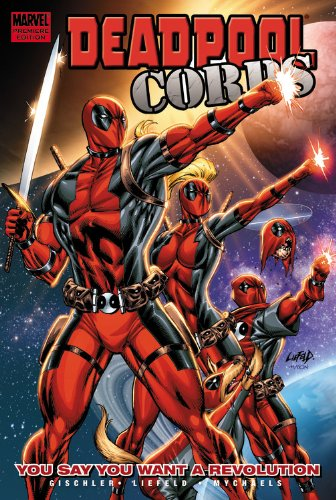 9780785148265: Deadpool Corps Vol. 2: You Say You Want A Revolution