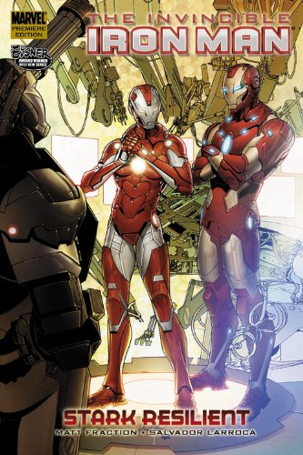 9780785148340: INVINCIBLE IRON MAN PREM HC 06 STARK RESILIENT BOOK 02