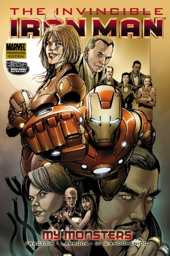 9780785148364: The Invincible Iron Man 7: My Monsters