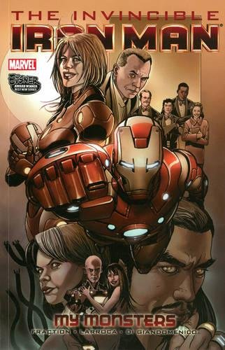The Invincible Iron Man Vol. 7 : My Monsters