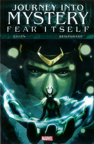 9780785148418: Journey into Mystery, Vol. 1: Fear Itself