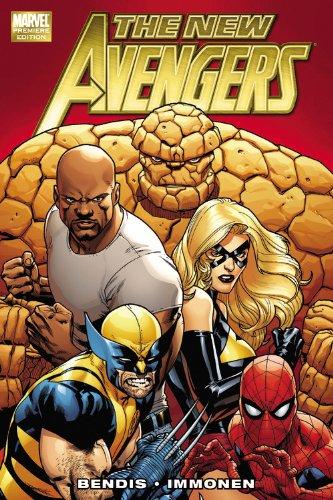 9780785148722: New Avengers 1