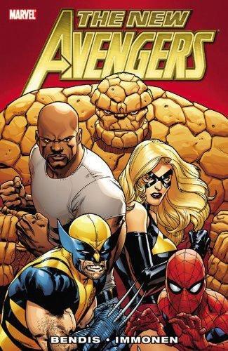 9780785148739: New Avengers, Vol. 1