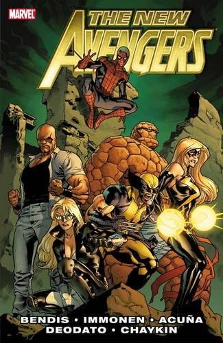 9780785148753: NEW AVENGERS BY BRIAN MICHAEL BENDIS 02