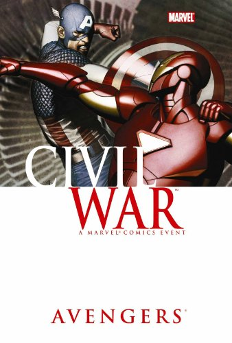 9780785148807: Civil War: Avengers HC