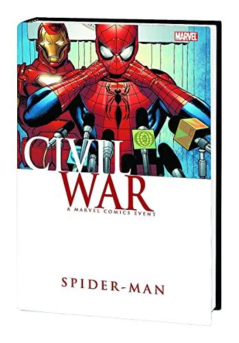 9780785148821: CIVIL WAR HC SPIDER-MAN (Civil War (Marvel))