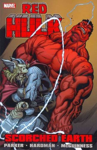 9780785148968: Red Hulk: Scorched Earth
