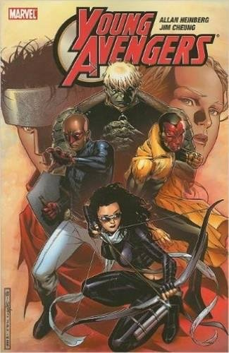 9780785149071: Young Avengers