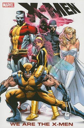X-Men: We are the X-Men: Stan Lee; Len