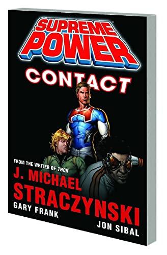 9780785149187: Supreme Power: Contact