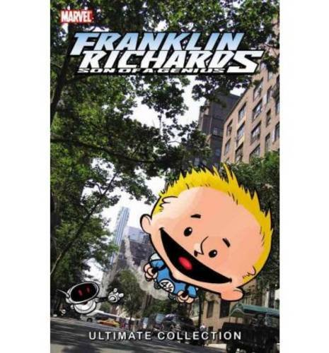 9780785149248: Franklin Richards: Son of a Genius Ultimate Collection - Book 1