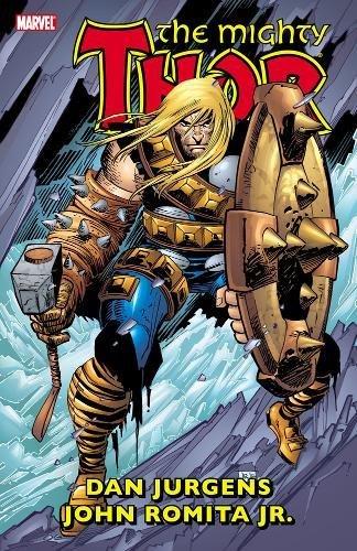 Thor by Dan Jurgens & John Romita: Dan Jurgens; John