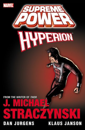 9780785149286: Hyperion (Supreme Power)