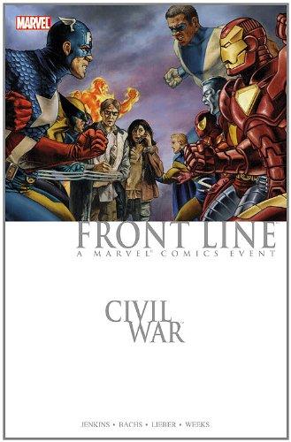 9780785149491: Civil War: Front Line (Civil War (Marvel))