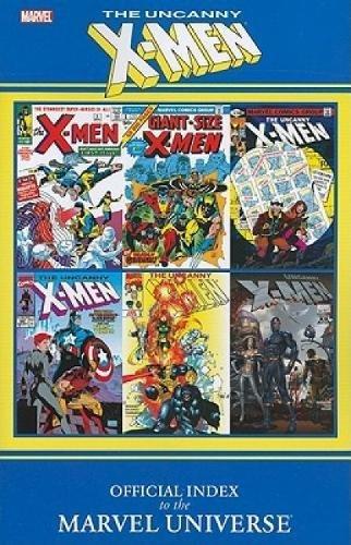 9780785149583: Official Index To The Marvel Universe: Uncanny X-men: Uncanny X-Men