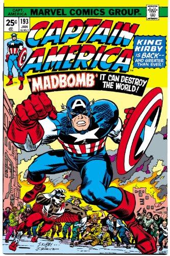 Captain America by Jack Kirby Omnibus (Marvel Omnibus): Kirby, Jack