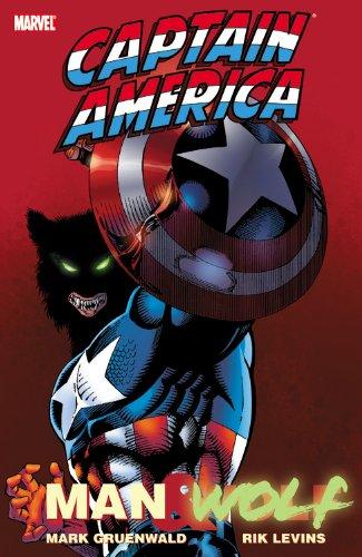 9780785149613: Man & Wolf (Captain America)