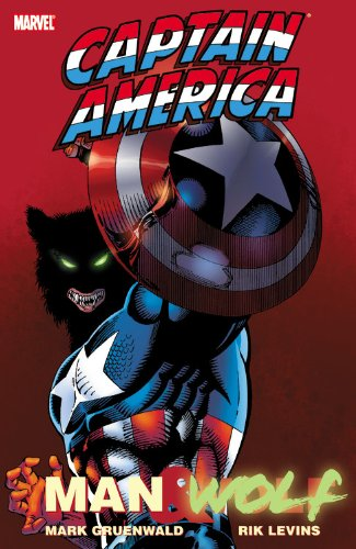 9780785149613: Captain America: Man & Wolf