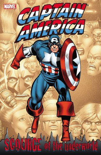 9780785149620: CAPTAIN AMERICA SCOURGE OF UNDERWORLD