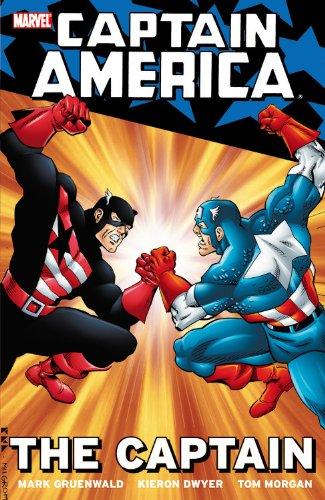 9780785149651: The Captain (Captain America (Unnumbered Paperback))