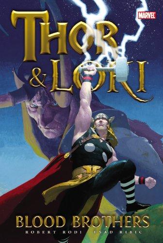 9780785149682: Thor & Loki: Blood Brothers