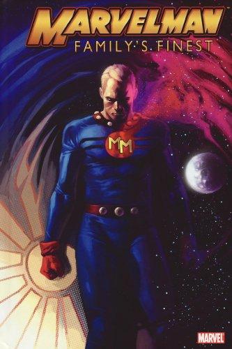 Marvelman Family's Finest: Mick Anglo
