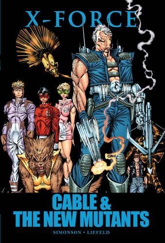9780785149705: X-force: Cable & The New Mutants