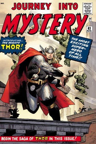 9780785149736: The Mighty Thor Omnibus 1