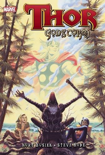 9780785149767: Thor: Godstorm