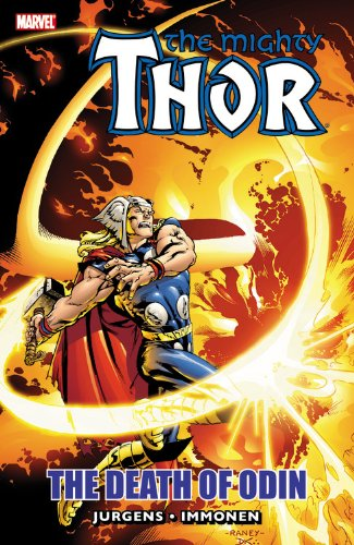 9780785149798: Thor: The Death of Odin
